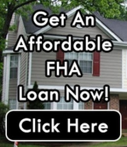 FHA loans are secured through the FHA, or Federal Housing Administration